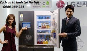 Dịch vụ tủ lạnh tại Hà Nội