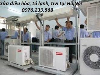 Các dịch vụ điện lạnh tại Hà nội