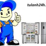 Sửa chữa tủ lạnh tại Mễ trì
