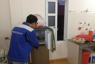 Sửa tủ lạnh tại nhà tại Ba Đình