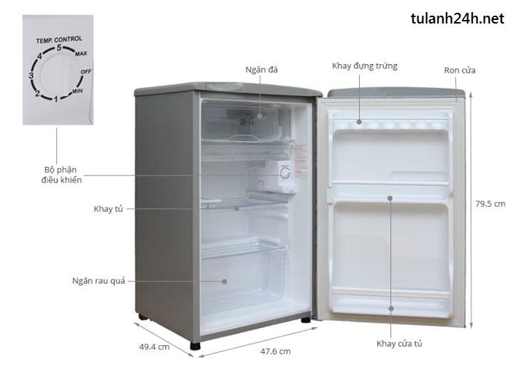 Sửa tủ lạnh mini tại hà nội