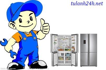 Sửa tủ lạnh tại Hoàng hoa thám